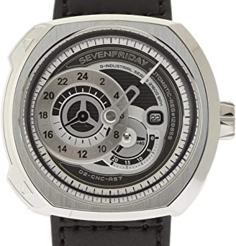 Sevenfriday Q-Series Automatic Grey Dial Men's Watch