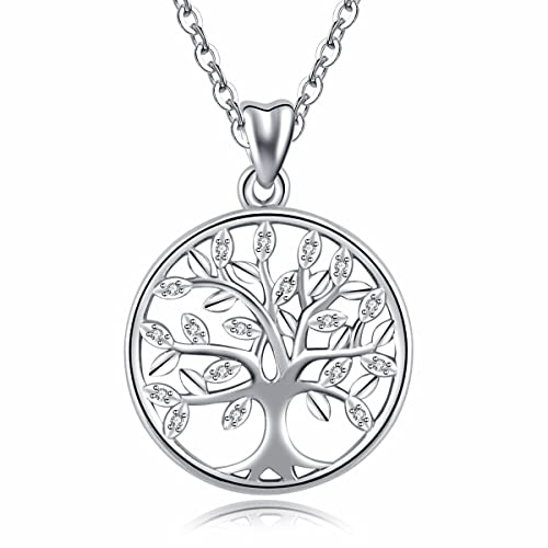 1a29a5173fe Tree of Life Necklace  Amazon.co.uk