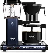 Moccamaster Filter koffiezetapparaat KBG 741 Select Kleur: Middernacht blauw