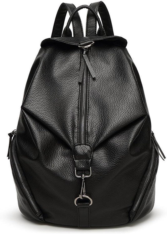 Aoligei Weibliche Tasche koreanische Version Doppel Umhngetasche Student praktische Freizeittasche