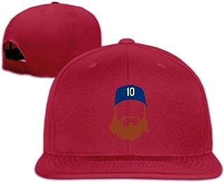 Adjustable Baseball Cap Gray Los Angeles Turner Face Cool Snapback Hats