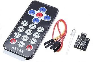 C.J. SHOP IR Infrared Wireless Remote Control Kits Sensor Board 38KHZ for Arduino AVR PIC