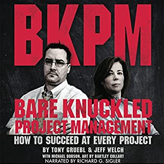 Bare Knuckled Project Management cover art