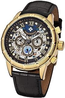 Made in Germany GM-3006-2 Monaco Theorema Automatic Watch