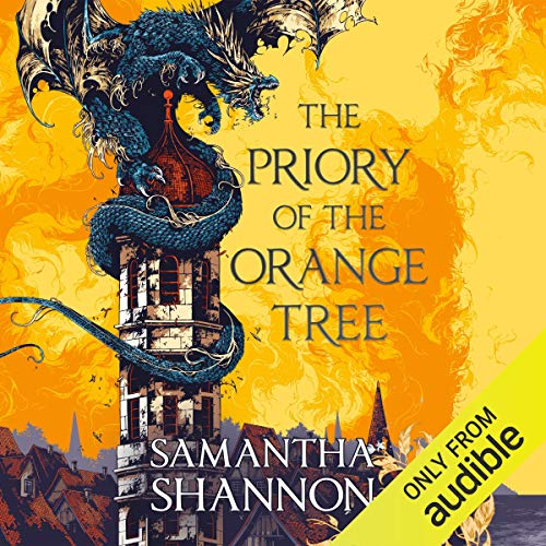 The Priory of the Orange Tree audiobook cover art