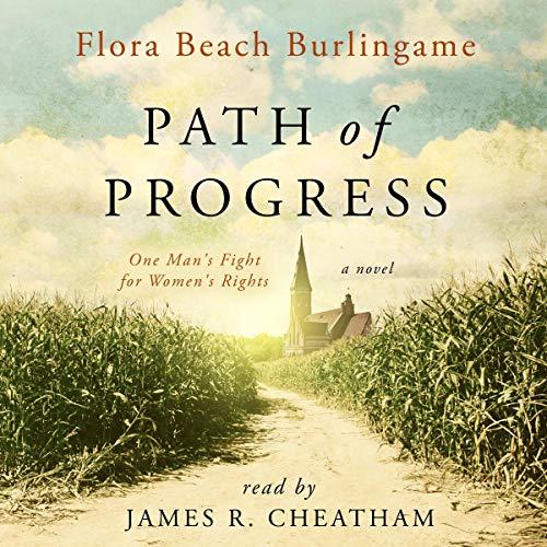 Path of Progress audiobook cover art
