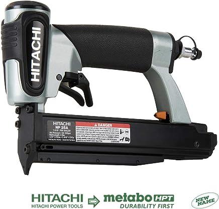 Hitachi 23000S 5//8-Inch x 23-Gauge Electro-Galvanized Headless Pins 2000-Pack