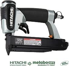 Hitachi NP35A Pin Nailer 23 Gauge, Accepts 5/8 to 1-3/8 Pin Nails, Micro Pinner with Depth Adjustment, 5 Year Warranty