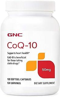 GNC CoQ10 50mg