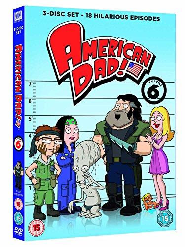 American Dad! - Series 6