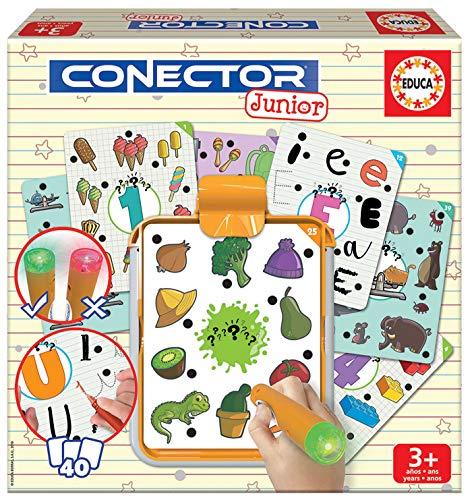 Educa- Conector Junior Primeros Aprendizajes: Aprende sobre