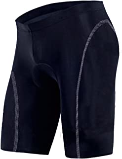 sponeed Cycling Shorts, Men's Bike Shorts 4D Padded Bicycle Pants Breathable