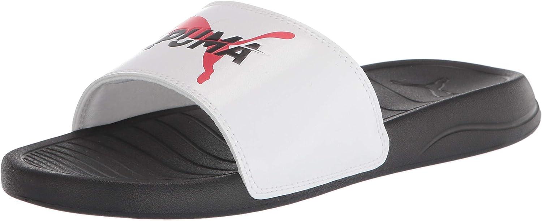 PUMA Popcat 20, Zapatos de Playa y Piscina Hombre