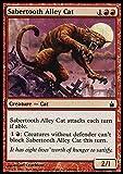 Magic The Gathering - Sabertooth Alley Cat - Ravnica