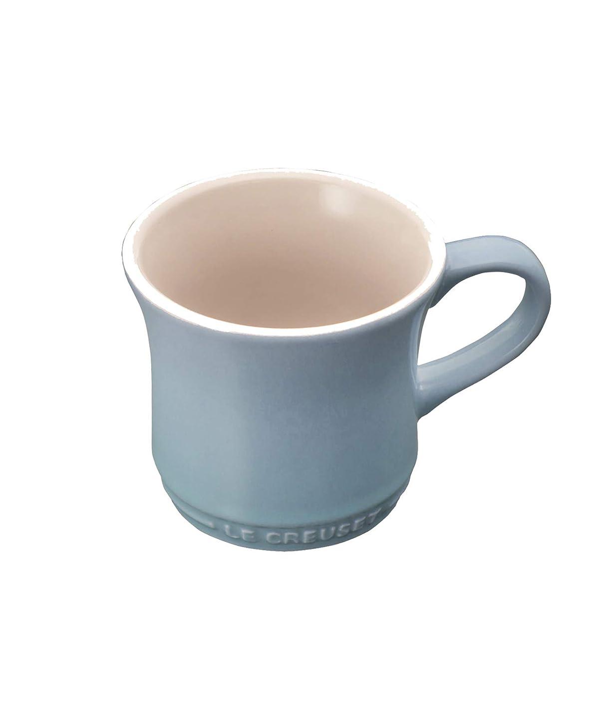 シャーショート言うまでもなくLe Creuset マグカップ ミネラルブルー SS 910072-11-451