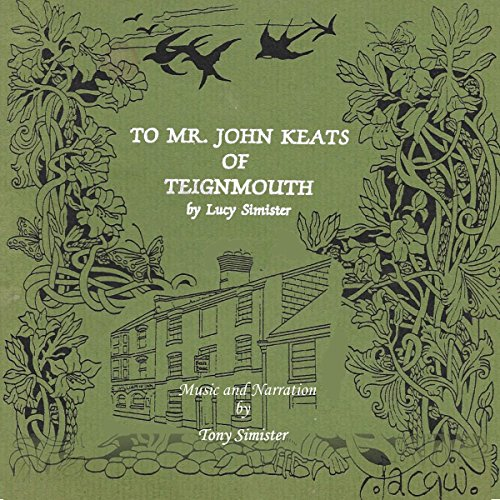 To Mr. John Keats of Teignmouth audiobook cover art
