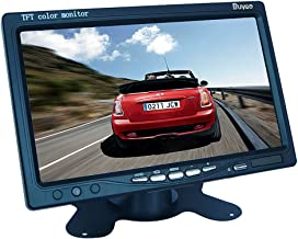 7 inch Rearview Car LCD Monitor, Buyee Portable 7