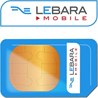 Lebara SIM Card (UK)