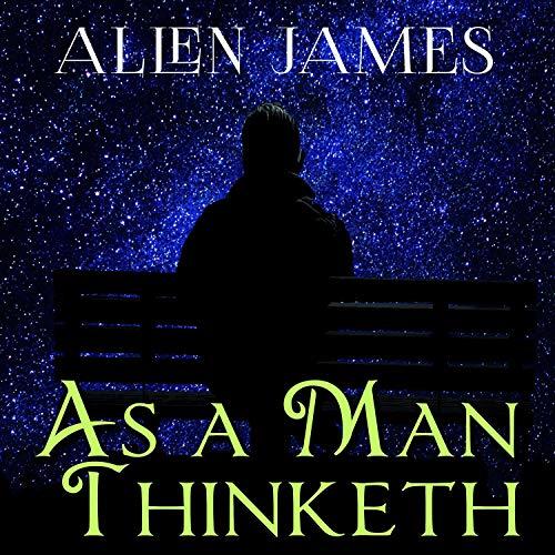 Page de couverture de As a Man Thinketh