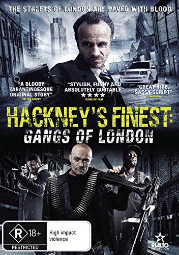 Hackneys Finest - Gangs of London [NON-USA Format / PAL / Region 4 Import - Australia]