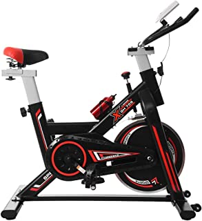 $179 » N/P Exercise Bikes Bicycle Cycling Fitness Gym Exercise Stationary Bike Cardio Workout Home Indoor