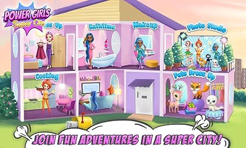 『Power Girls Super City – Superhero Salon, Miraculous Pets & Monster Rescue』の2枚目の画像