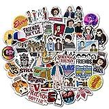 Etitulaire Autocollant 50 pcs Set, Stickers Graffiti Autocollant Stickers vinyles pour Ordinateur Portable/Bouteilles d'eau/Bagages//Moto vélo