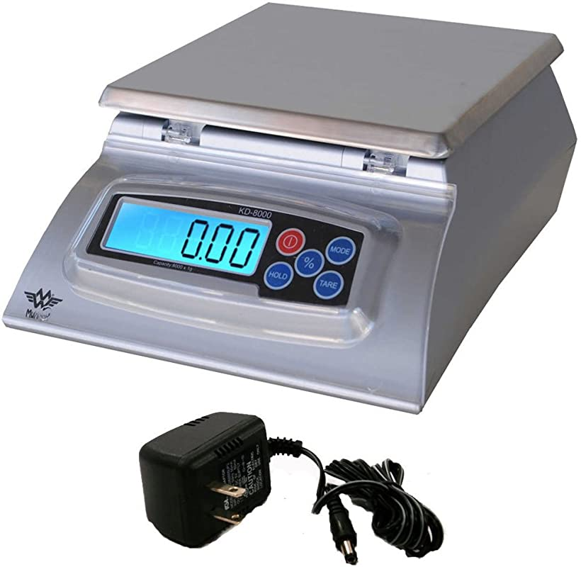 My Weigh KD 8000 Kitchen And Craft Digital Scale AC Adapter