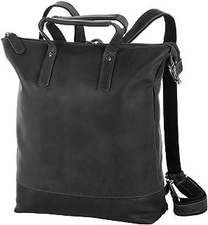 Rada Nature Damenrucksack mit Handtaschenfunktion 'Utrera' echt Leder Handtaschenrucksack