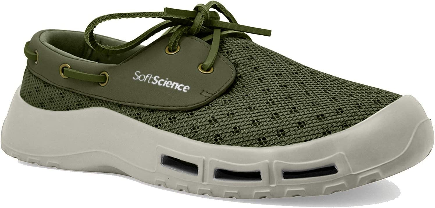 SoftScience Men's Mb0005sag The Fin Shoes