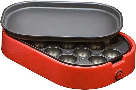 迷你电烤盘 红色 NWG-2065AR