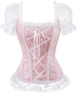 pink princess corset