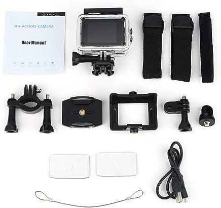 Tellaboull for Videocamera per azioni SJ5000 Videocamera Sportiva Full HD 1080P 30m Impermeabile Schermo LCD da 2,0 Pollici Mini Videocamera DV Sports con Accessori per camme - Trova i prezzi più bassi