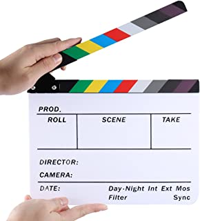 video production slate