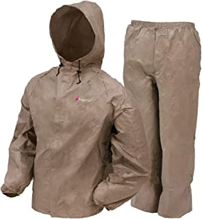FROGG TOGGS Ultra-Lite2 Water-Resistant Breathable Rain Suit, Men's, Women's,..