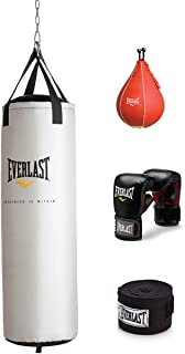 Everlast Platinum Heavy Bag Kit