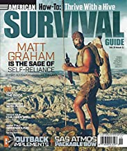 survival magazine subscription
