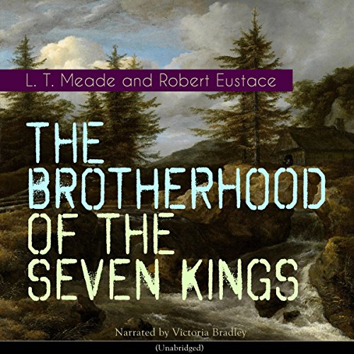 The Brotherhood of the Seven Kings  By  cover art