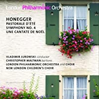 Honegger: Summer Pastoral / Symphony No. 4 / Christmas Cantata by Christopher Maltman (2011-11-15)