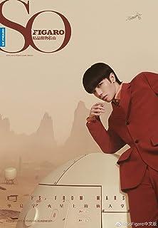 SO FIGARO CHINA MAGAZINE 中国雑誌 HUA CHENYU 華晨宇 ホァ・チャンユ 表紙 2019年 10月号