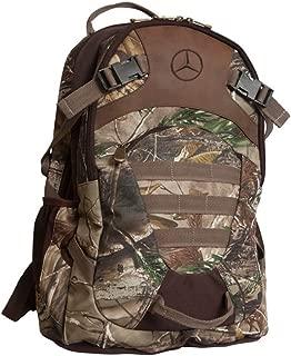 Mercedes Benz Camo Backpack Bag