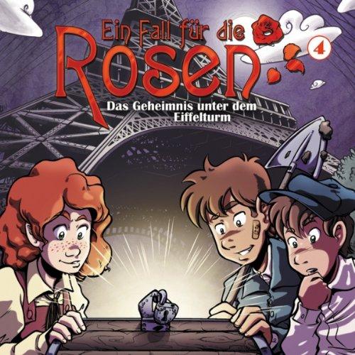Das Geheimnis unter dem Eiffelturm audiobook cover art