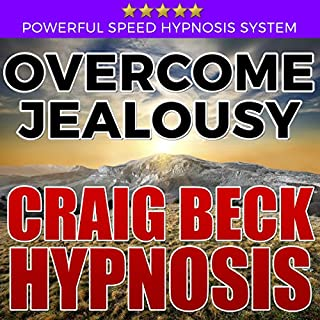 Overcome Jealousy: Craig Beck Hypnosis cover art