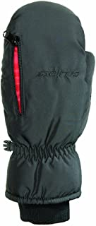 Seirus Innovation 1440 Womens Ladies Xtreme All Weather Edge Form-fit Waterproof Leather Mitt Mittens