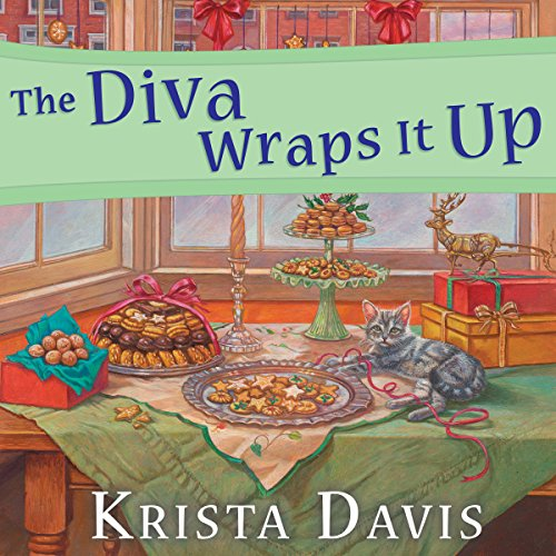 The Diva Wraps It Up audiobook cover art