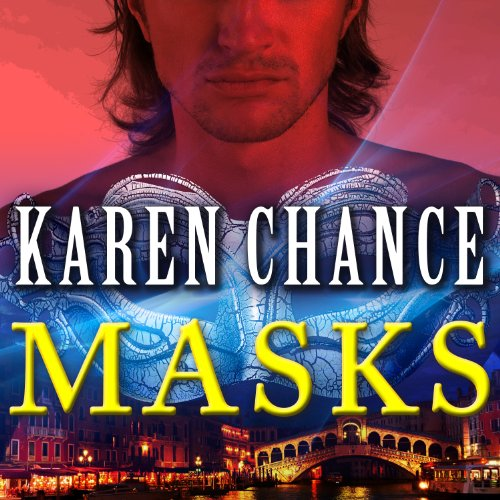 Mask: Cassandra Palmer World, Book 4.3 audiobook cover art