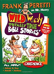 Wild & Wacky Storybook #1: Obedience Story Of Adam & Eve