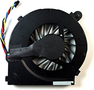 Power4Laptops Replacement Laptop Fan 4 Pin Version Compatible with HP Home 1000-1309TU