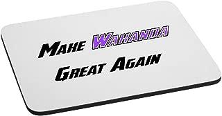 Make Wakanda Great Again Funny Parody Mouse Pad