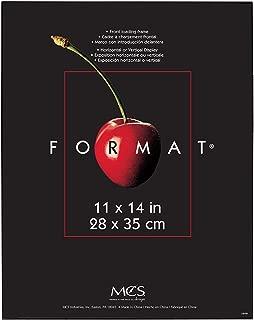 MCS 11x14 Inch Format Frame 3 Pack, Black,